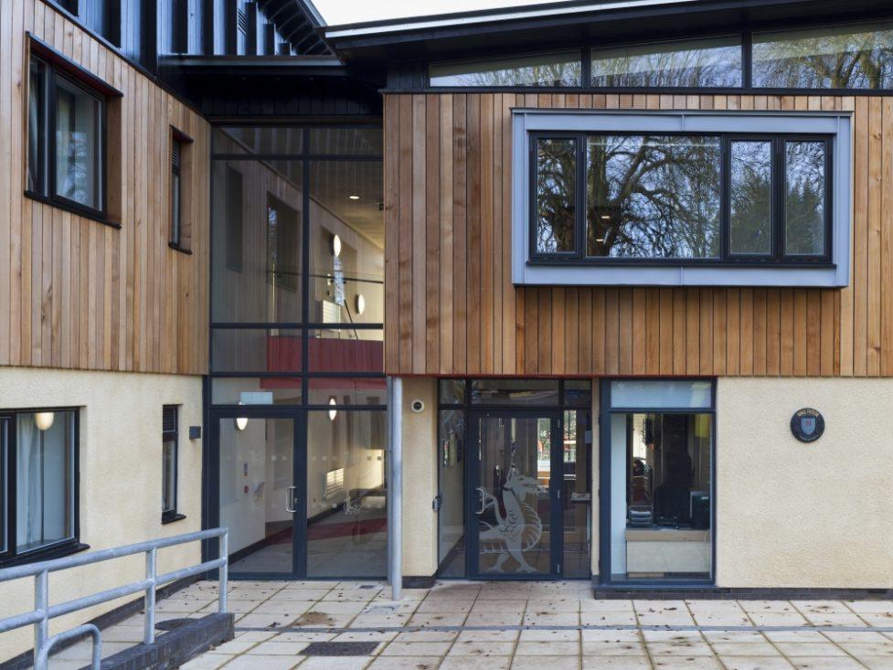 Kingswood School Boarding House Batterham Smith