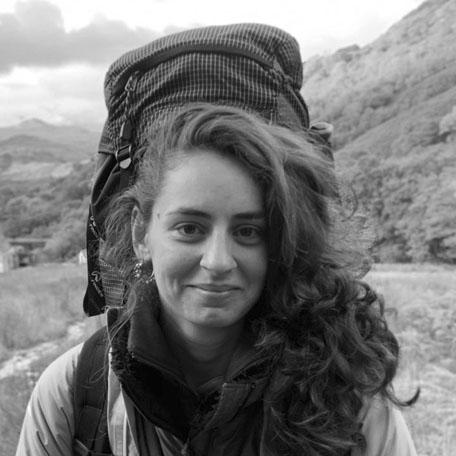 Natalia Karvouni : BSc(Hons) MArch